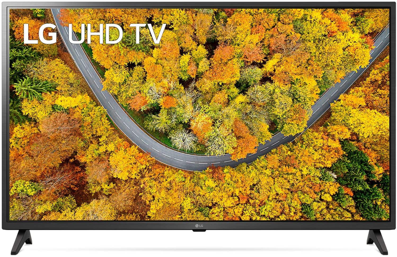 """LG 43UP75006LF Smart TV LED 4K Ultra HD 43"""" 2021"""
