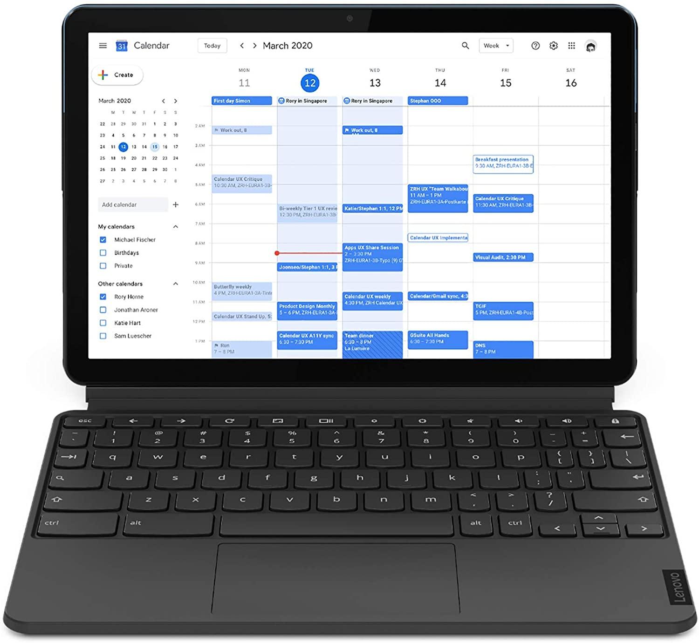 Lenovo IdeaPad Duet Chromebook 2-in-1