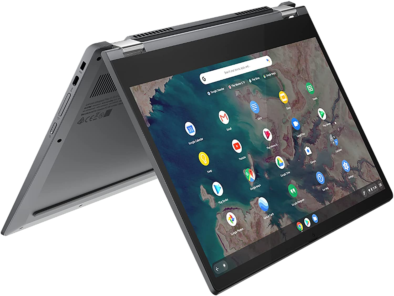 "Lenovo IdeaPad Flex 5 Chromebook Convertibile, Display 13.3"" Full HD Touch"