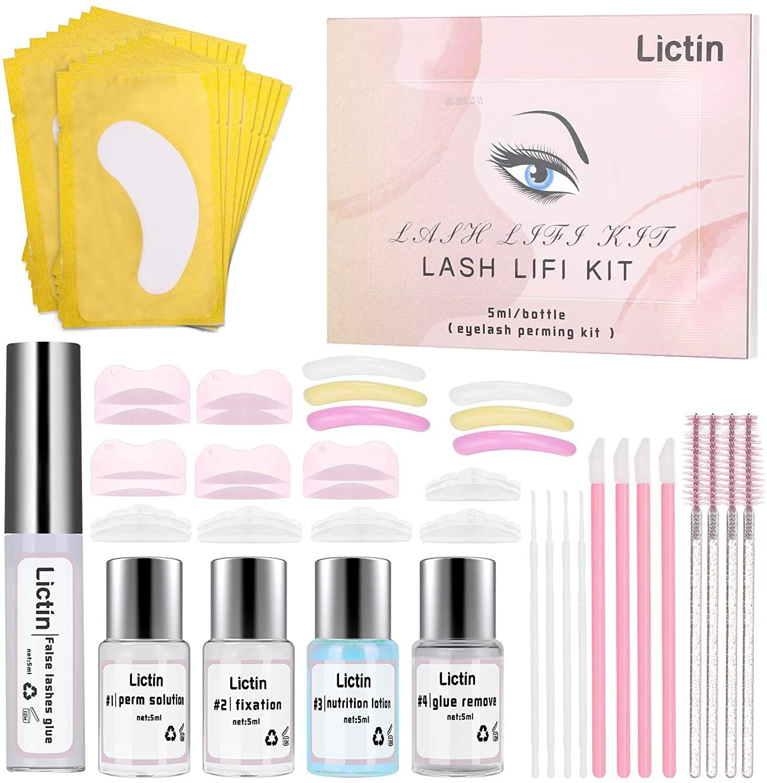 Lictin kit per le ciglia