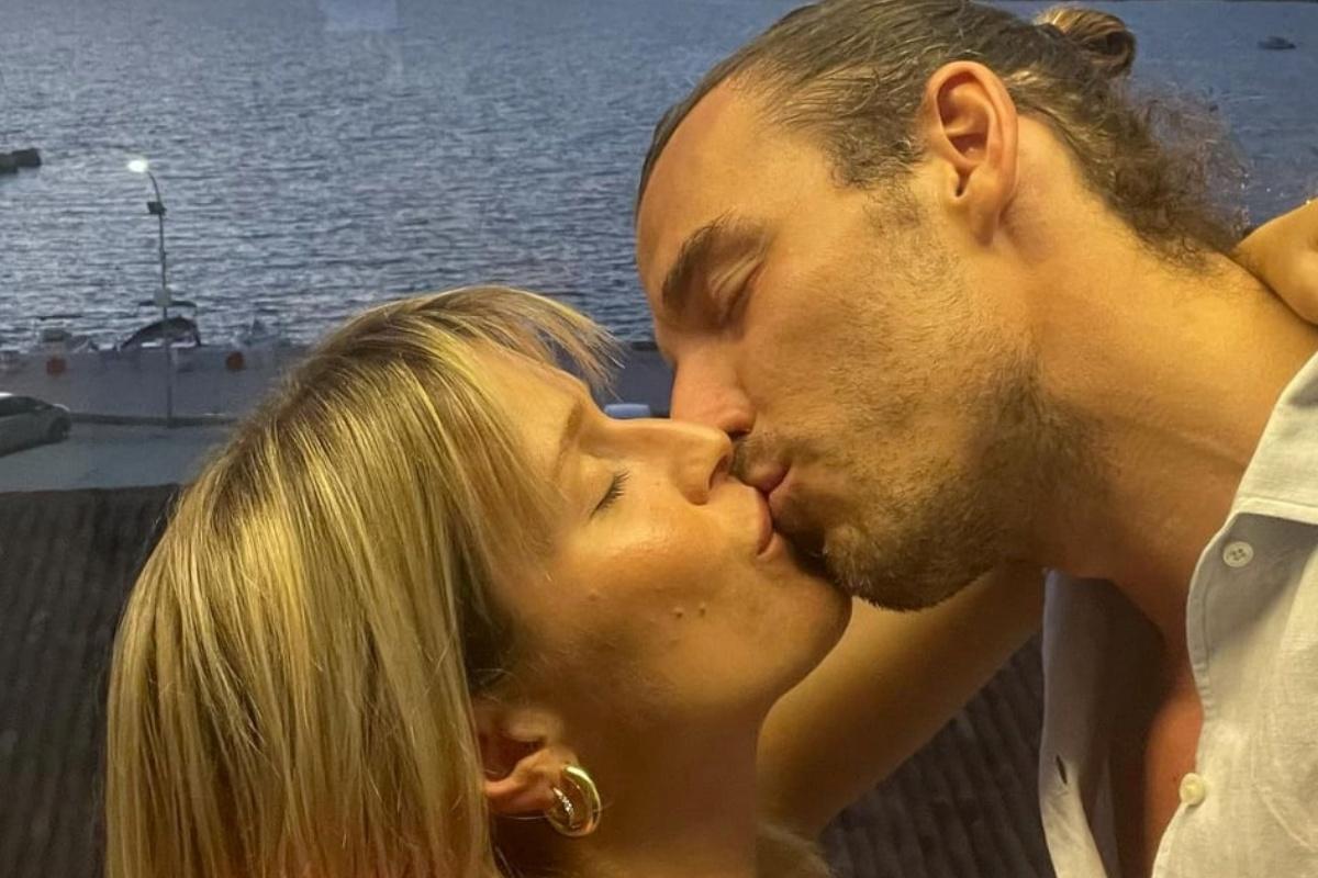 Lorena Cacciatore e Federico Marchetti genitori