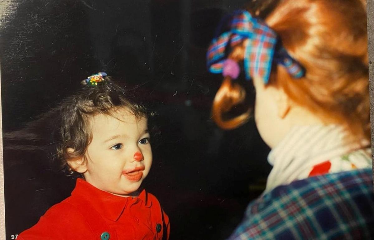 Le foto di Matilda De Angelis da bambina