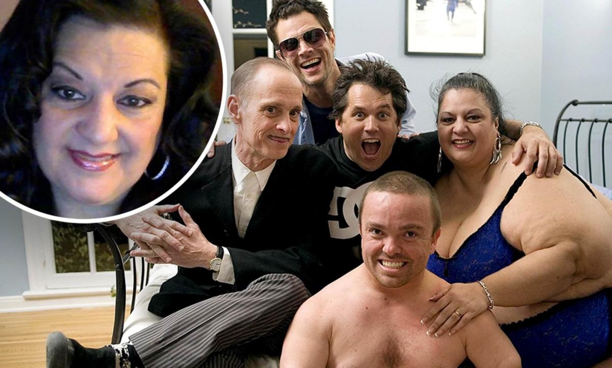 Morta l'attrice Patty Perez