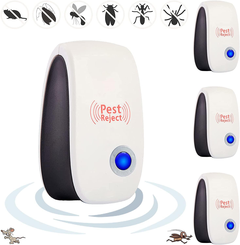 Repellente elettrico a ultrasuoni contro le zanzare