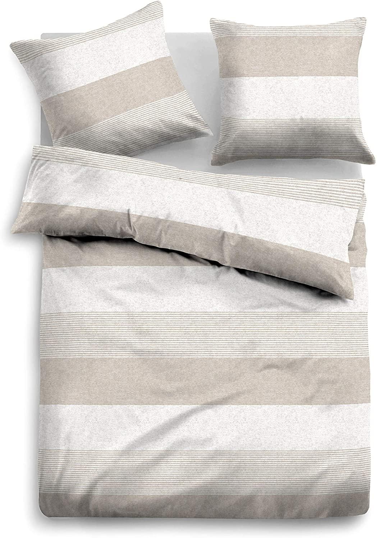 Set biancheria da letto con fodere per cuscini Tom Tailor