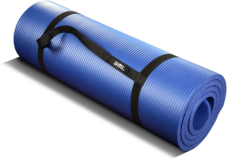 Tappetino Fitness per Pilates EXTRA spesso di Umi