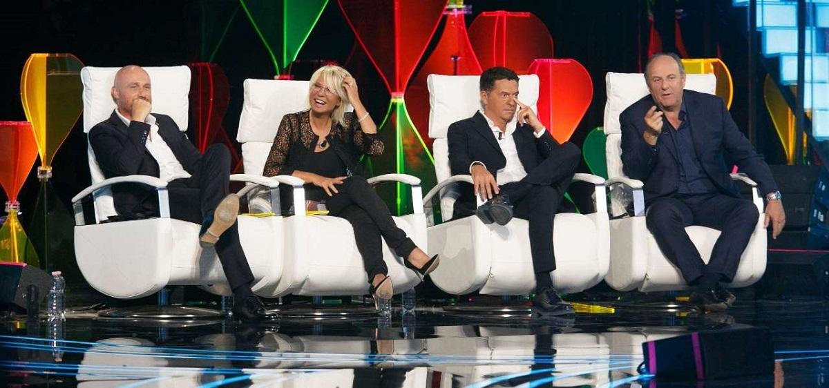 giudici show canale 5