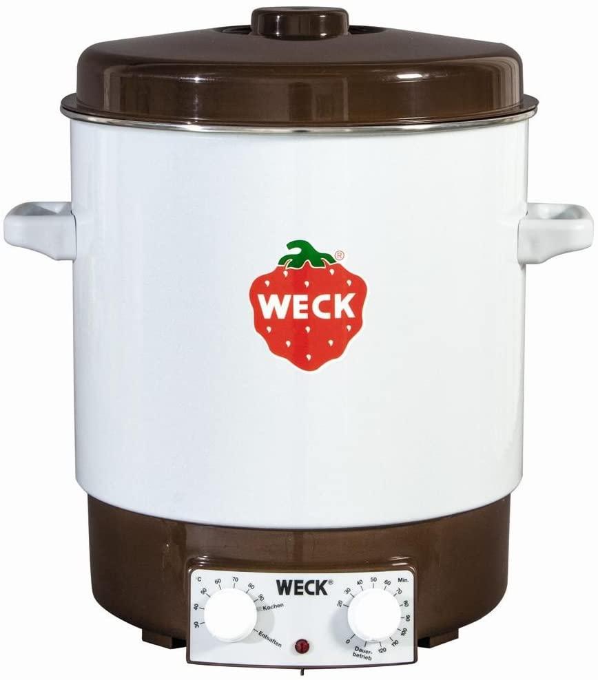 Weck WAT 15 Pentola smaltata per conserve