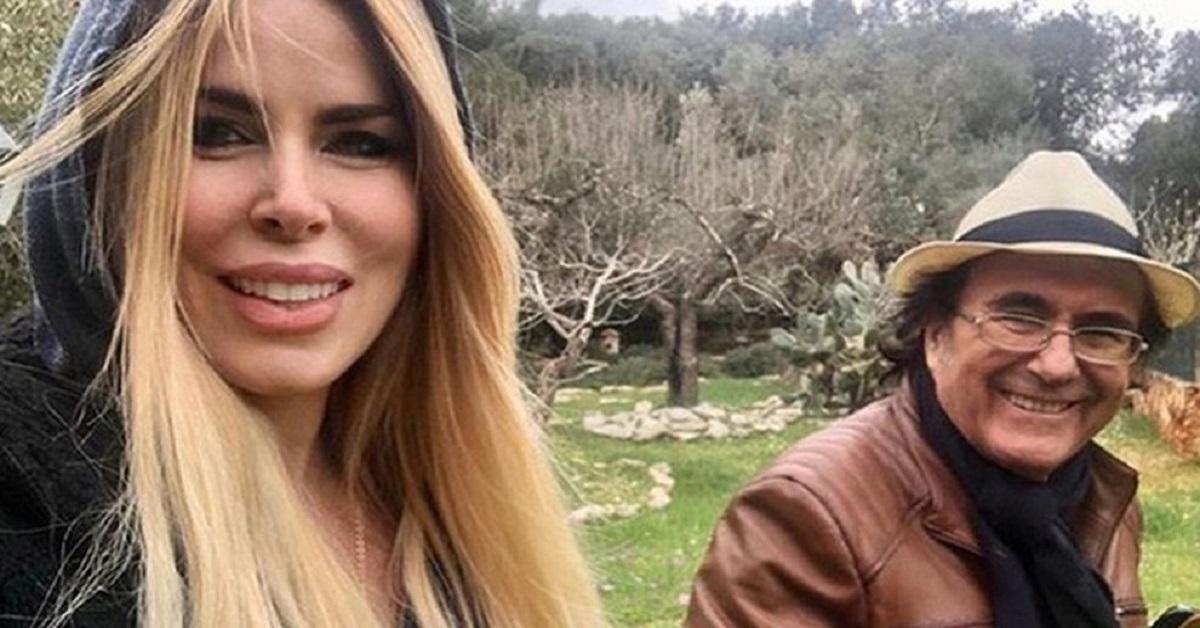Al Bano e Loredana Lecciso: esplode la passione