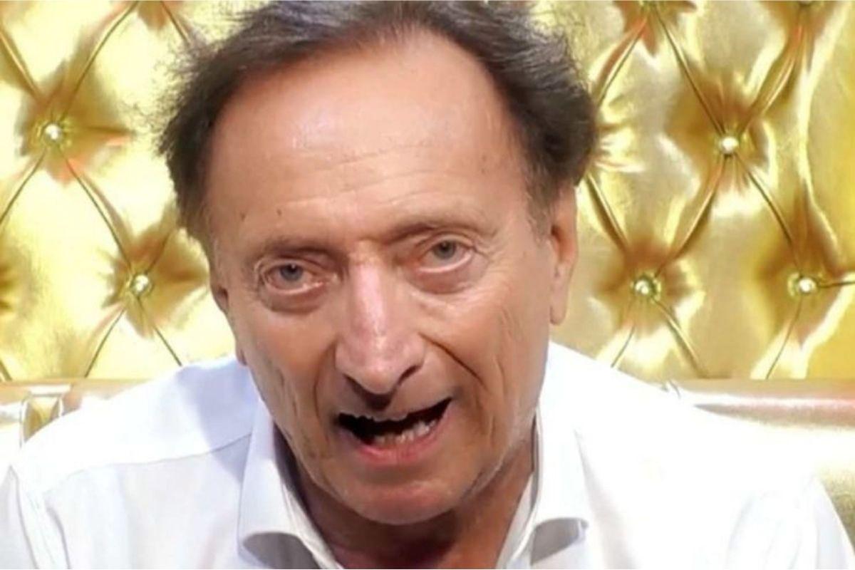 Amedeo Goria GF Vip