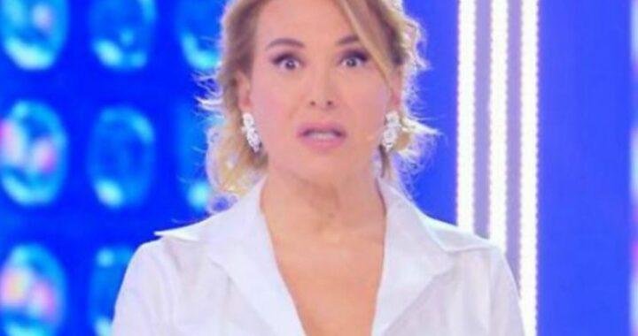 Barbara D'Urso gaffe