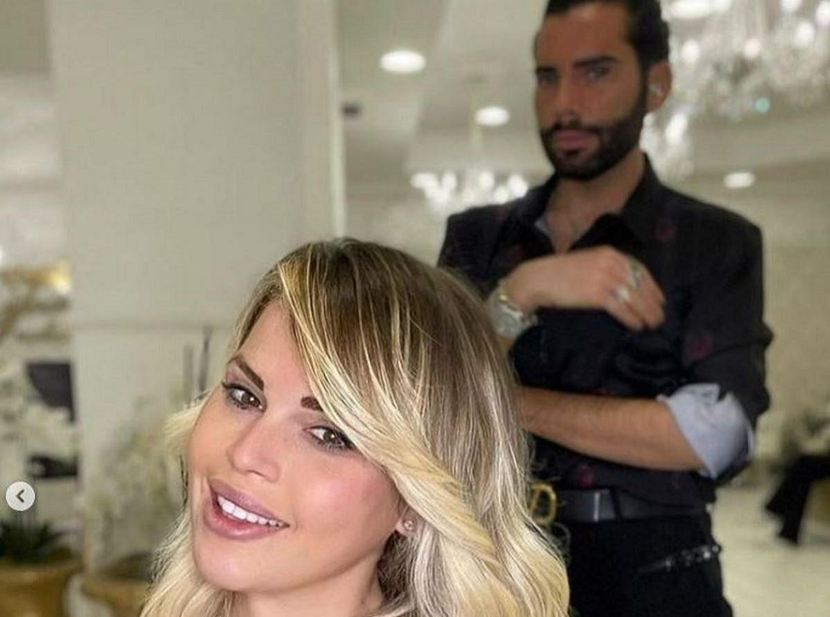 Carlotta Dell'Isola: nuovo look