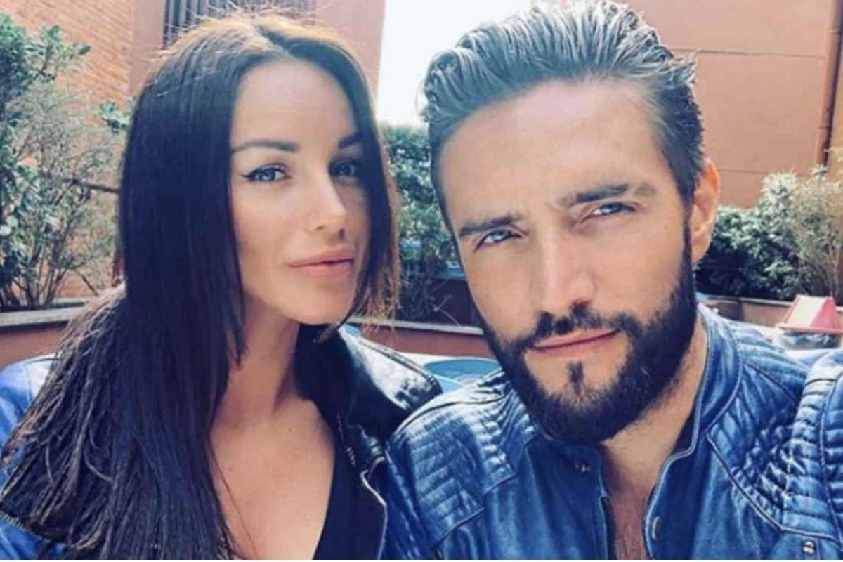 Alex Belli e Delia Duran