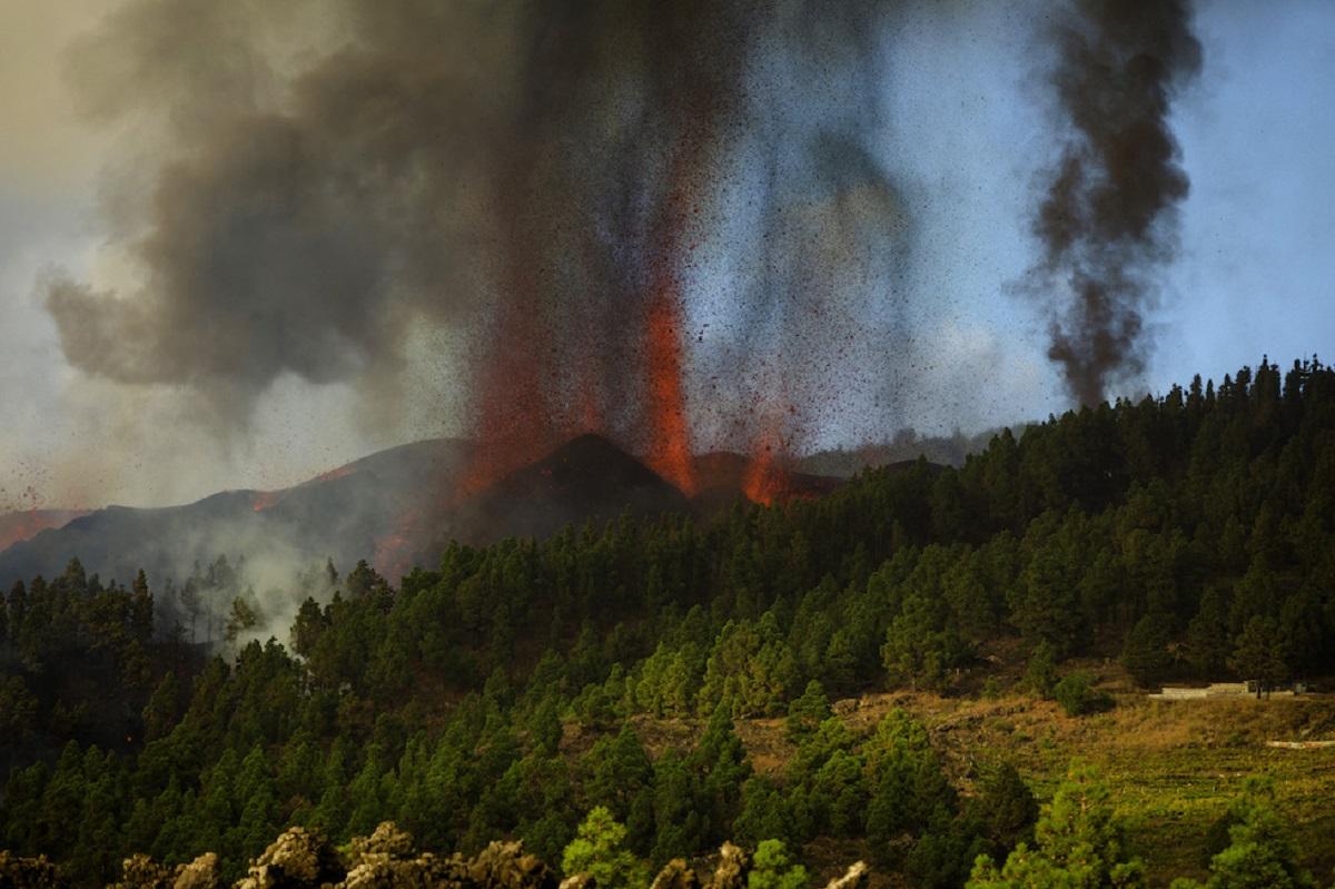 vulcano risveglio