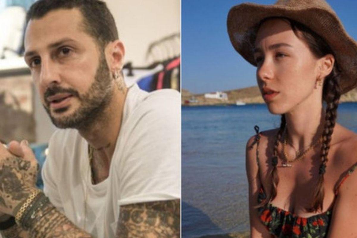 Fabrizio Corona e Aurora Ramazzotti