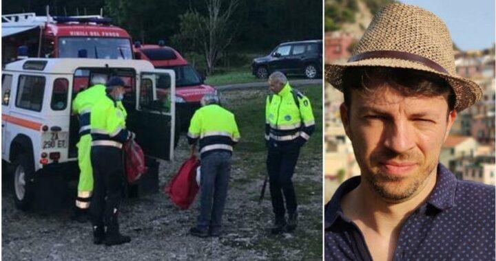 Federico Lugato scomparso in Val Zoldana