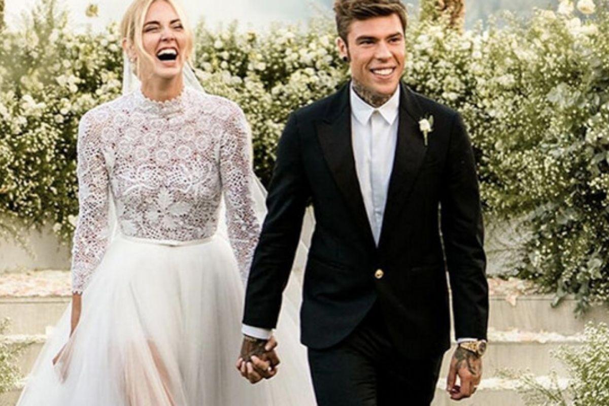 matrimonio Fedez e Chiara Ferragni