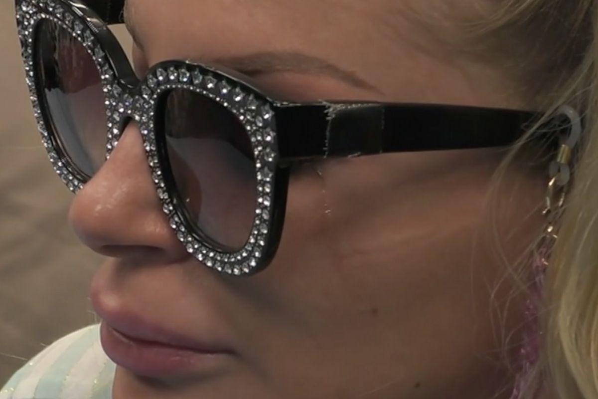 Francesca Cipriani lacrime GF Vip