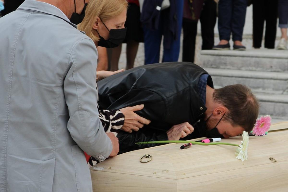 funerale alessandra zorzin