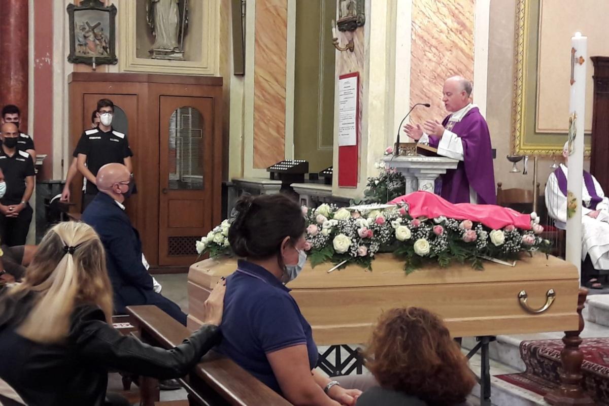 Marika Galicia funeral