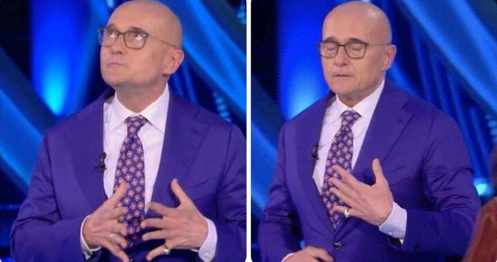 """GF Vip, Alfonso Signorini sgrida Amedeo Goria in diretta Tv: """"Ci vuole più rispetto"""""""