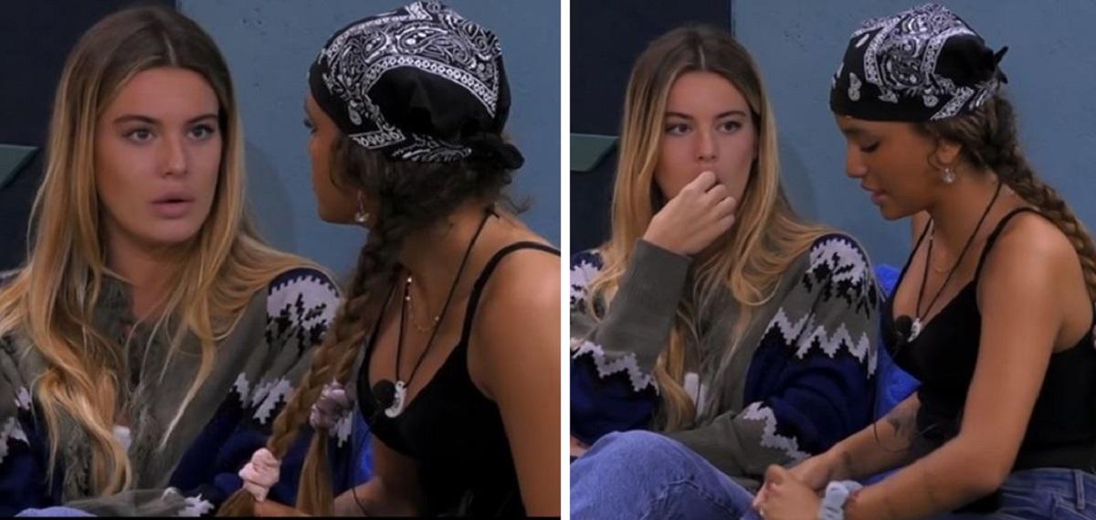 GF Vip: Clarissa parla dei suoi ex