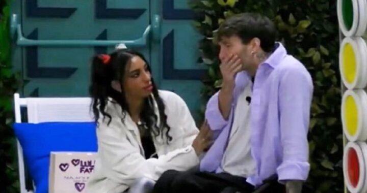GF Vip: Manuel Bortuzzo rifiuta il bacio