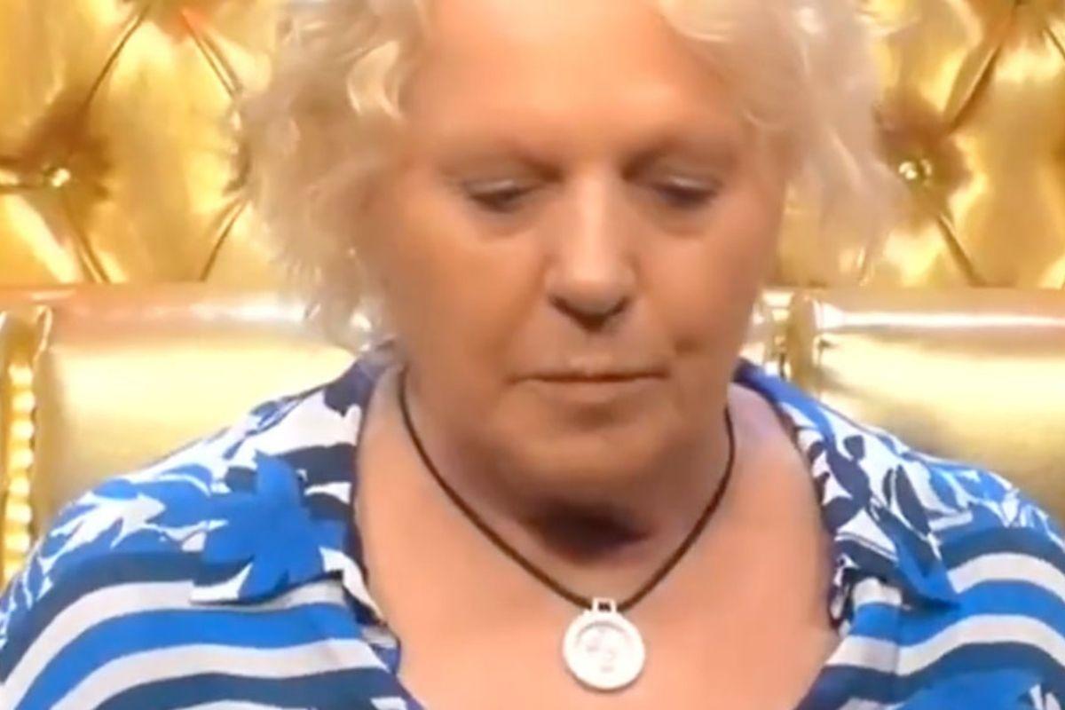 Katia Ricciarelli GF Vip