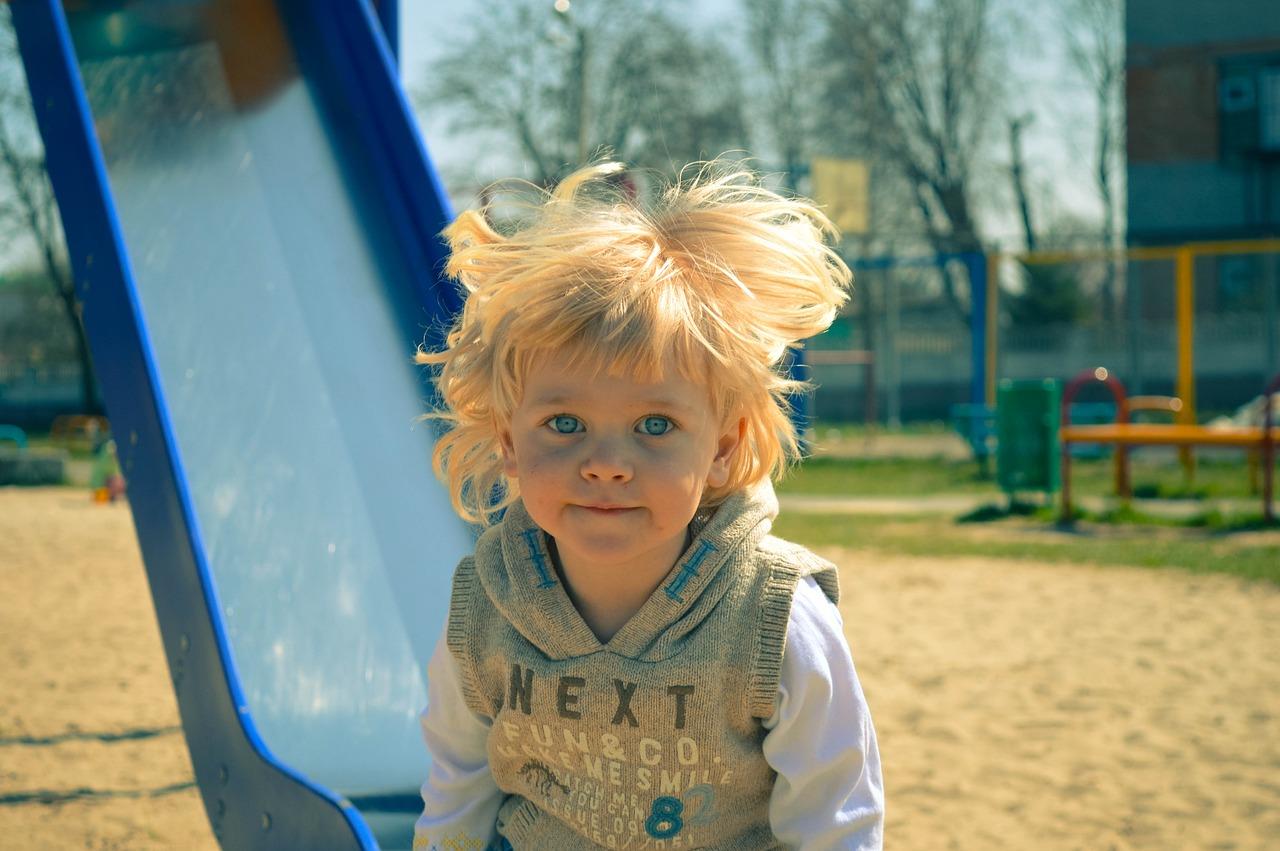 Bambino di 5 anni