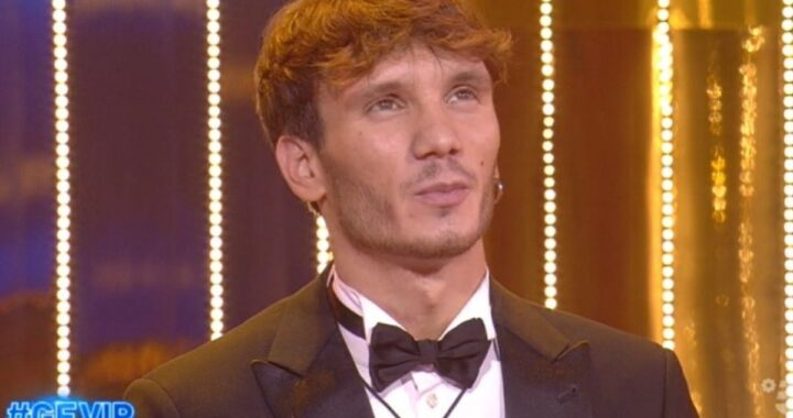 Manuel Bortuzzo GF Vip