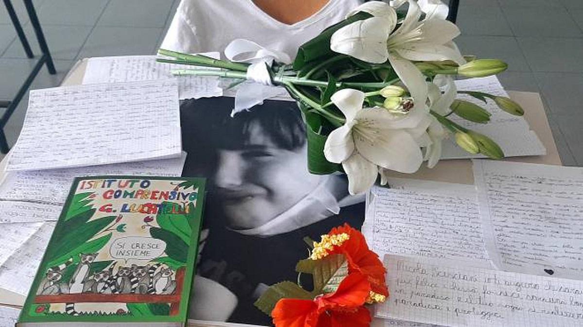 Nicola Scisciani morto a 12 anni in un incidente