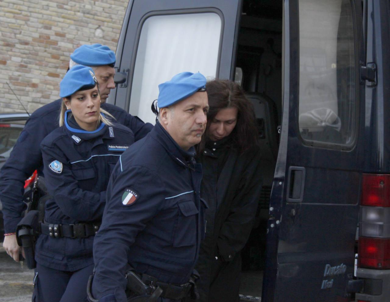 Pavlina Mitkova arrestata