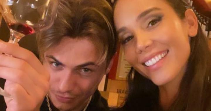 Paola Di Benedetto e Federico Rossi di nuovo insieme