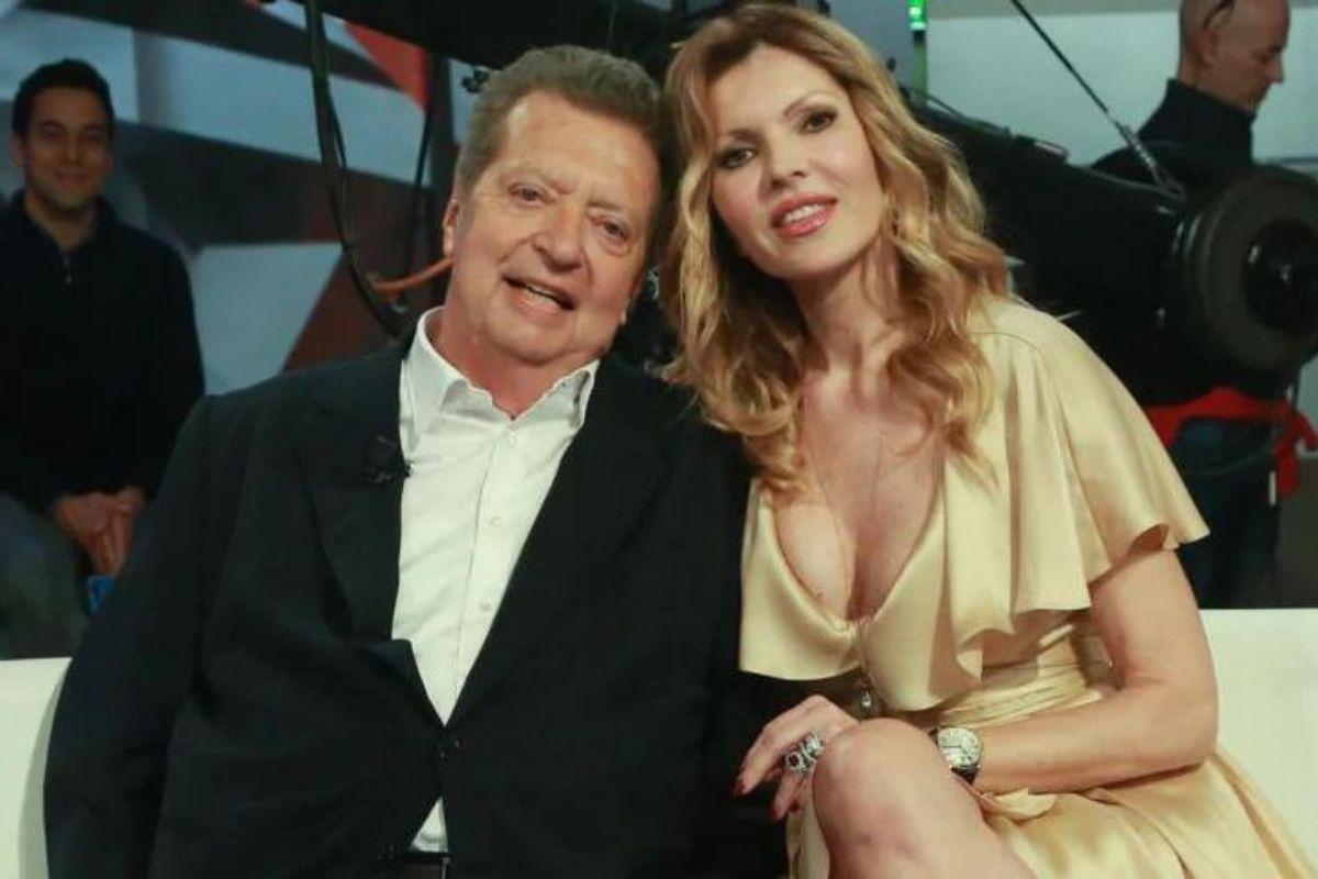 Rita Rusic e Vittorio Cecchi Gori