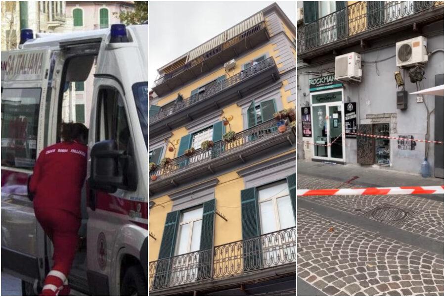 bambino morto a Napoli