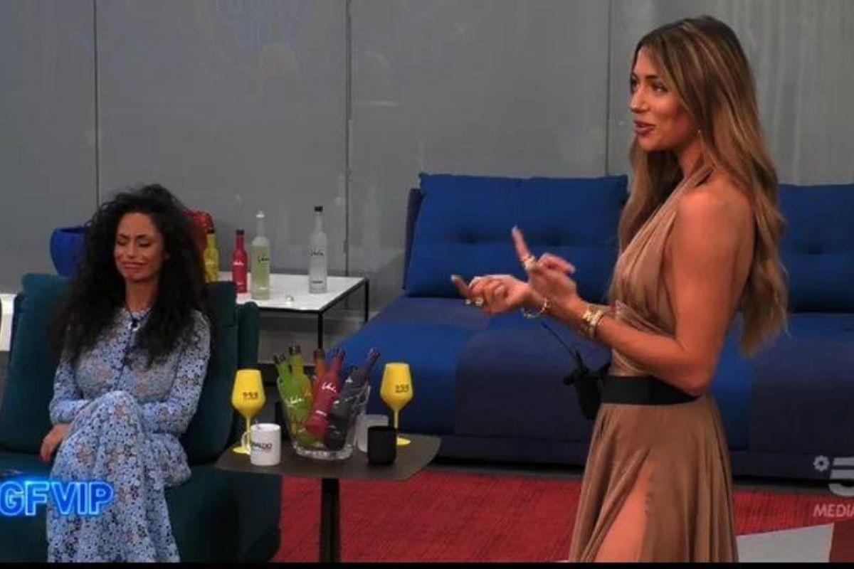 Soleil Sorge and Raffaella Fico