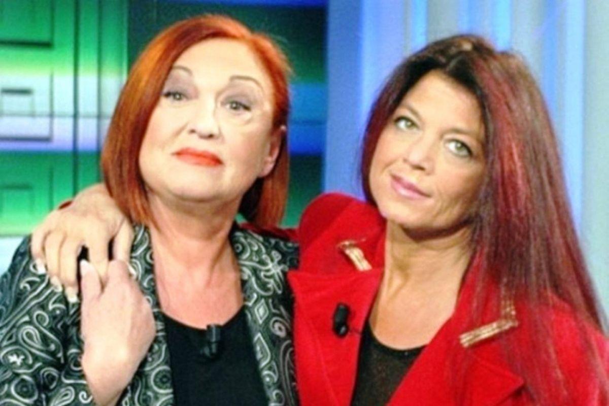 Wanna Marchi e Stefania Nobile
