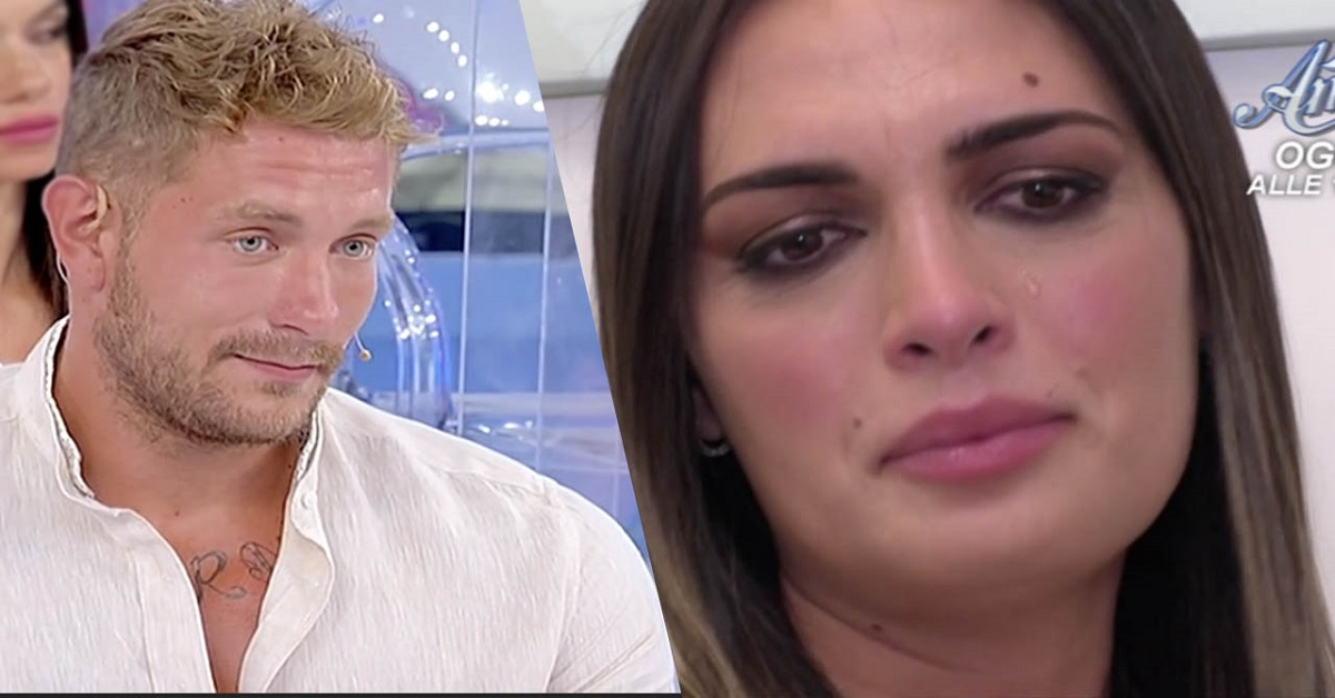 UeD: Andrea Nicole si avvicina a Gabrio