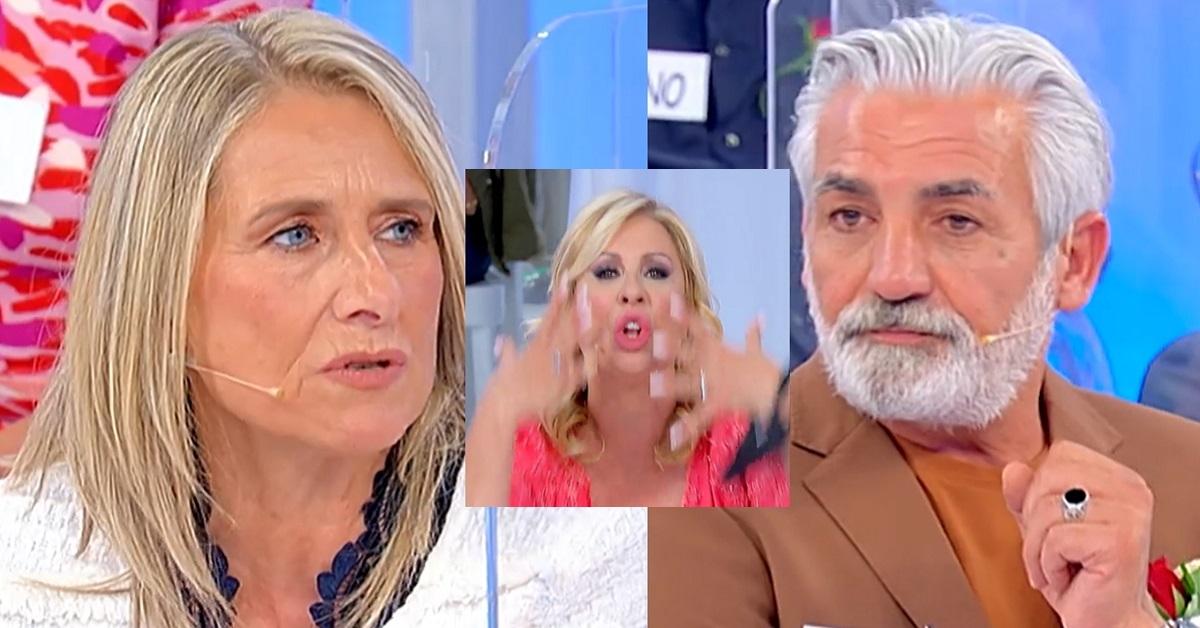 UeD: Biagio delude ancora una volta Sara