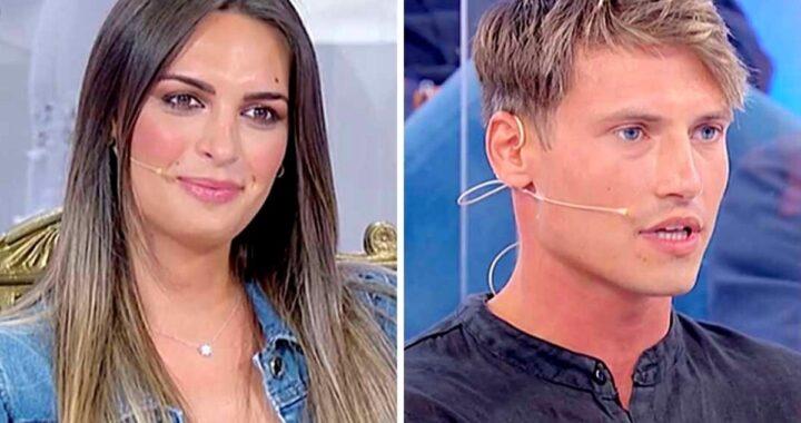UeD: colpo di fulmine tra Andrea Nicole e il suo nuovo corteggiatore