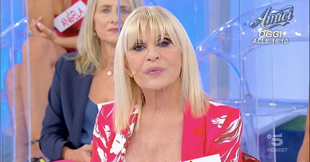 UeD, Filiberto attacca Gemma Galgani