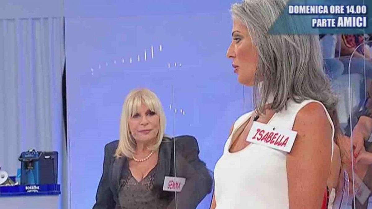 UeD: Gemma Galgani attacca Isabella ma le fa un favore