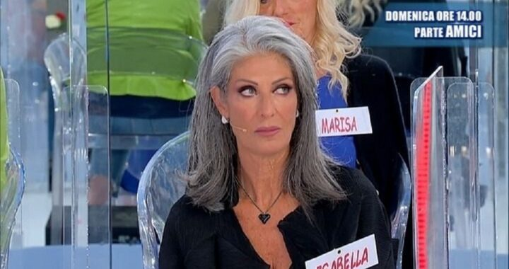 UeD: Isabella Ricci presa di mira