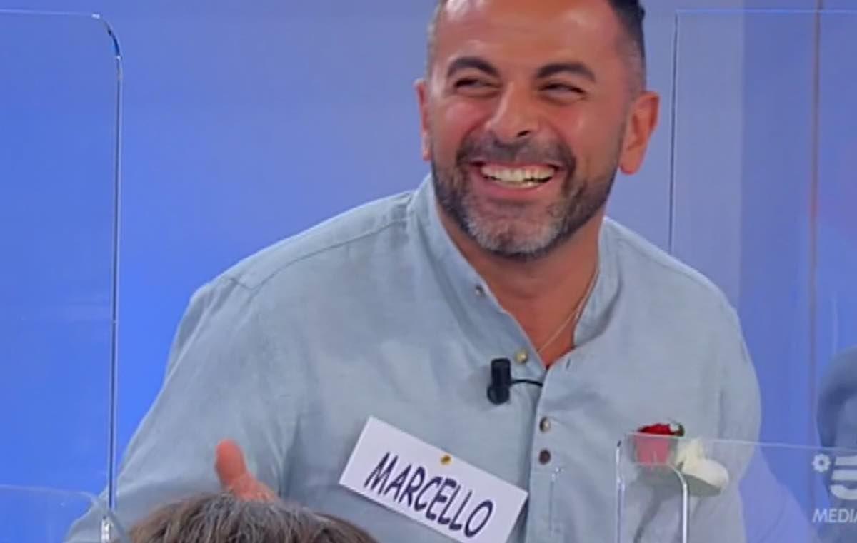 UeD: Marcello Messina, chi è il cavaliere del trono over?