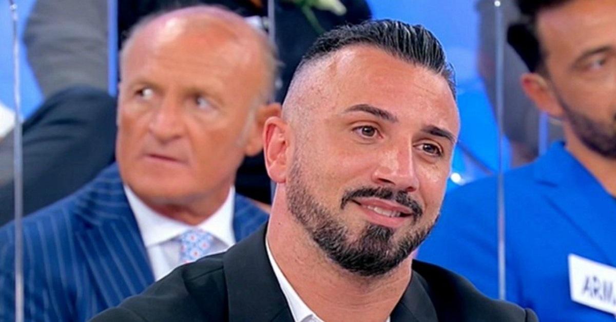 """UeD, Nicola Mazzitelli: """"Sono fidanzato ma se Ida mi chiama"""""""