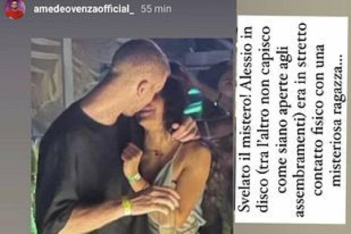 UeD: nuovo amore per Alessio Ceniccola