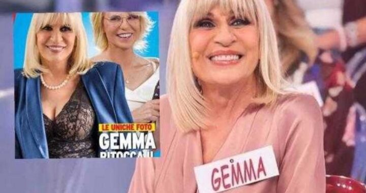 UeD Gemma Galgani la verità sul perché si è rifatta il seno