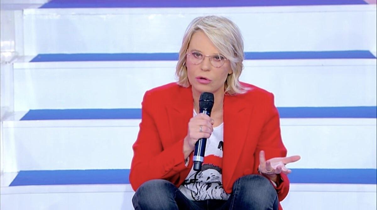UeD, Tina Cipollari sbotta contro Maria De Filippi
