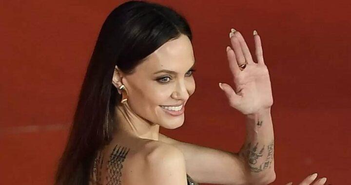 Roma Film Fest 2021: inconveniente per la diva di Hollywood Angelina Jolie