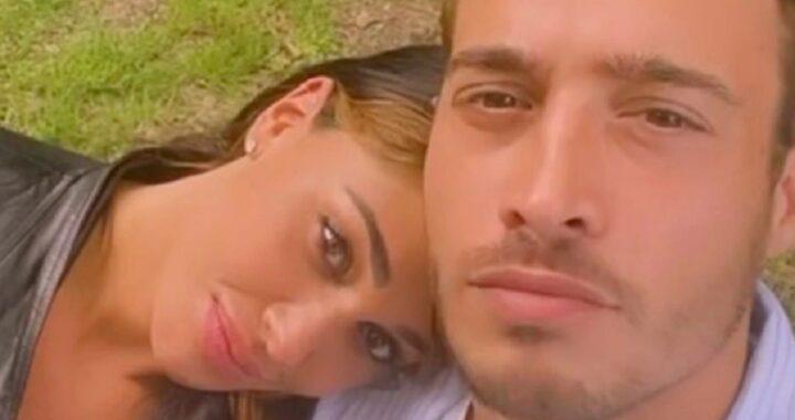 Belen Rodriguez e Antonino Spinalbese in crisi: la conferma nei loro Instagram